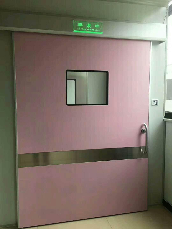防辐射气密门
