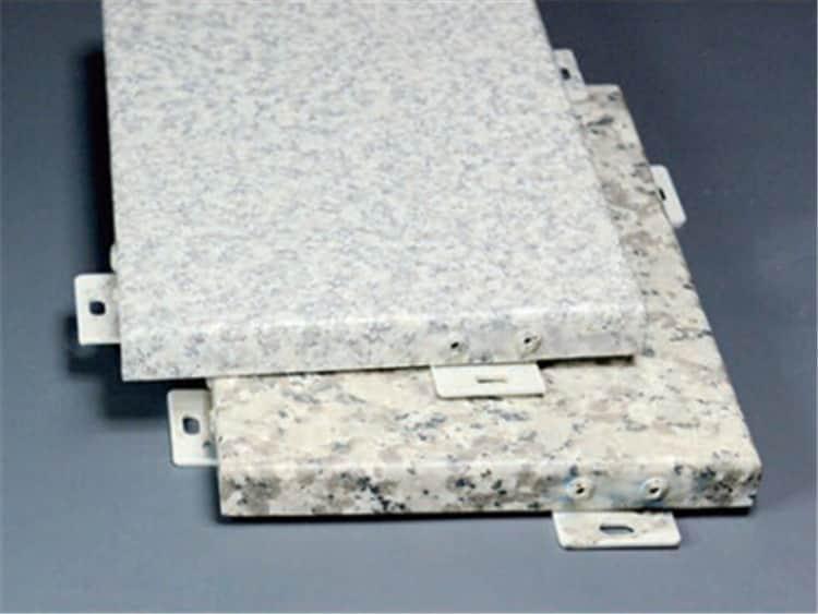 防石材铝单板